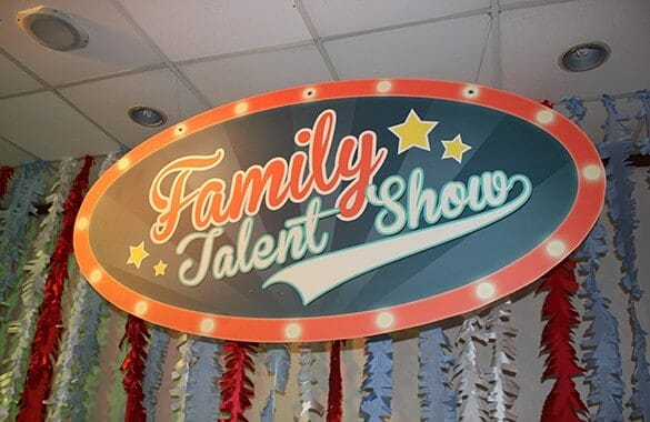 Family Talent Show Coral Springs Resort
