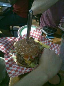 Murder Burger!