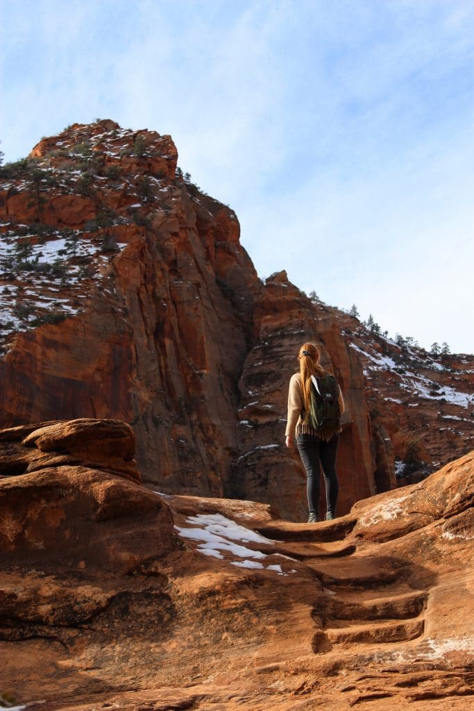 hikes in st. george