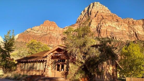 Zion national park activities
